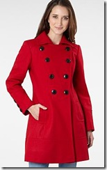Glamoursleuth: Hot from the High Street–Six of the Best Red Coats